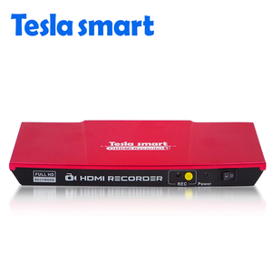 Tesla Smart gaming and video capture box with USB port HDMI Recorder