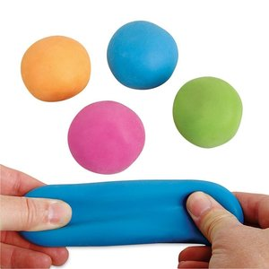 Pull and Stretch Bounce Ball stress ball