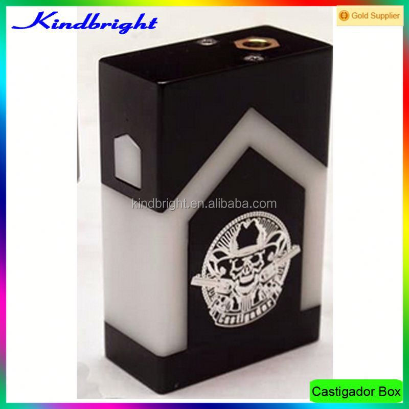 uk distributor wanted castigador alluminum & plastic box mod hellboy rda