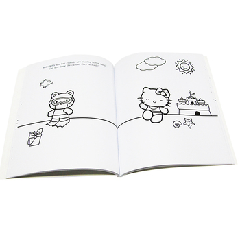 Untuk format mewarnai buku pdf anak-anak