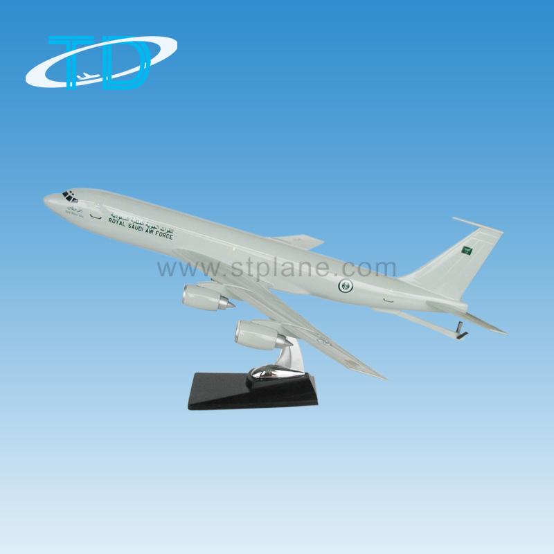 Boeing 707 Tanker 1/100 47cm Aircraft Model
