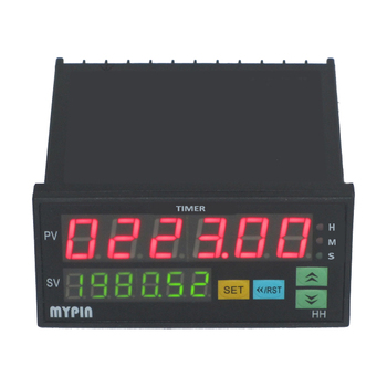 HH series 6 Digits Programmable Time Relay/Time switch