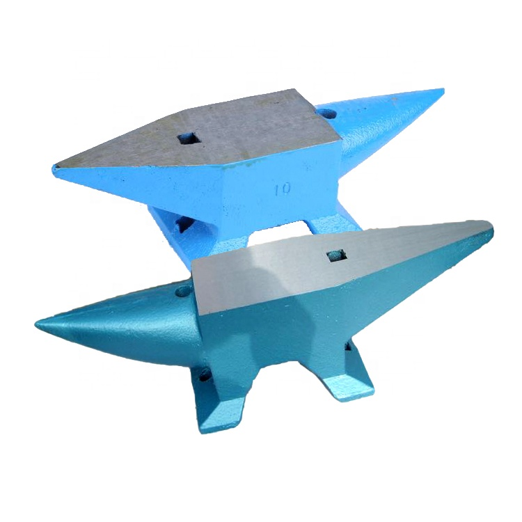 New 5 to 100 KG Double Horn Mini Blacksmith Anvil Forged Steel Anvil for sale