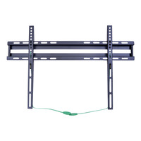 New good price vesa standard 600*400mm slim profile 30mm vetical fixing lcd plasma tv wall mount bracket for 65 inches TV