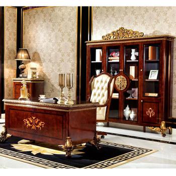 Yb63 Français De Luxe Style Louis Xv Bureau Classique/royales ...