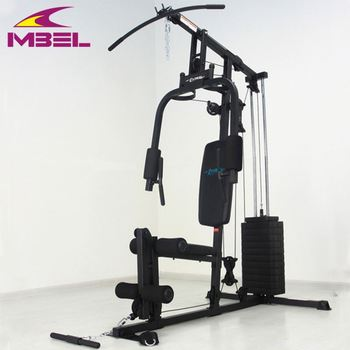 deluxe stationary exercise multifunction home gym  buy