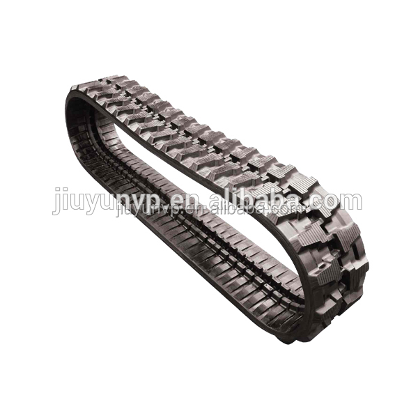 320x100x38 rubber to excavator agriculre traxter rubber track for car