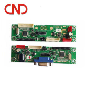 Hot sale Lvds FPC VGA lcd controller board kit for laptop screen