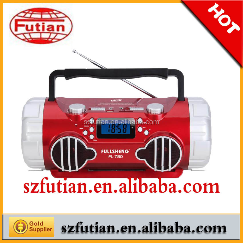 Digital FM Radio with USB/SD Funcation ,withLCD Display and Recording