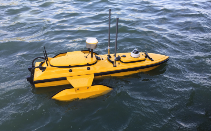 Intelligent Water Surface Robot Unmanned Observation Boat XHW5 Series
