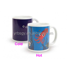 2014 novelty gifts cheap hot color changing cup factory wholesale