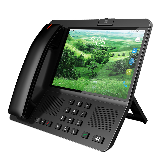 "LTE 4G android Fixed wireless Desktop telefon mit VoLTE, WIFI, BT und WIFI HOTSPOT, 8 ""IPS TFT FWP LS830"