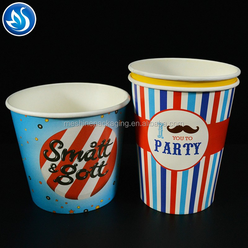 24/32/46/64/85/120/130/150/170oz disposable paper popcorn bowl/box/cup/bucket