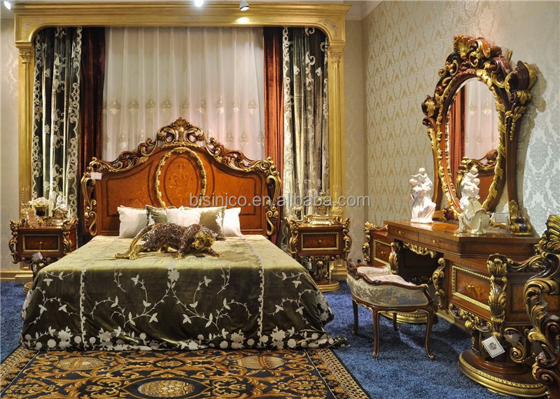 French Marquetry American Style Designer Bedroom Set Exquisite Wood Carving Bed Set View French Marquetry Bedroom Set Bisini Product Details From Cool Designer Bedroom Sets