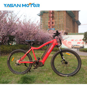 New Design 28 Inch Fat Tire 1000W MTB Electric Bicycle Electric Mountain Bike For Sale