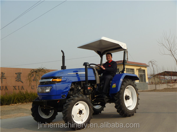 Hot selling easy operation farm track tractor price