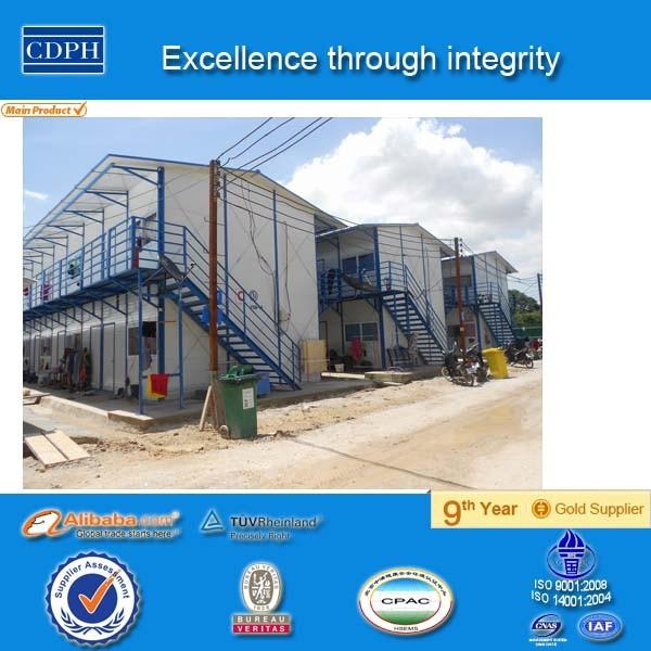 Three Story K Type Prefabricated House India,China Alibba Modular ...