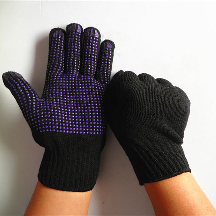 [Gold Supplier] HOT ! Pvc Dot teflon gloves
