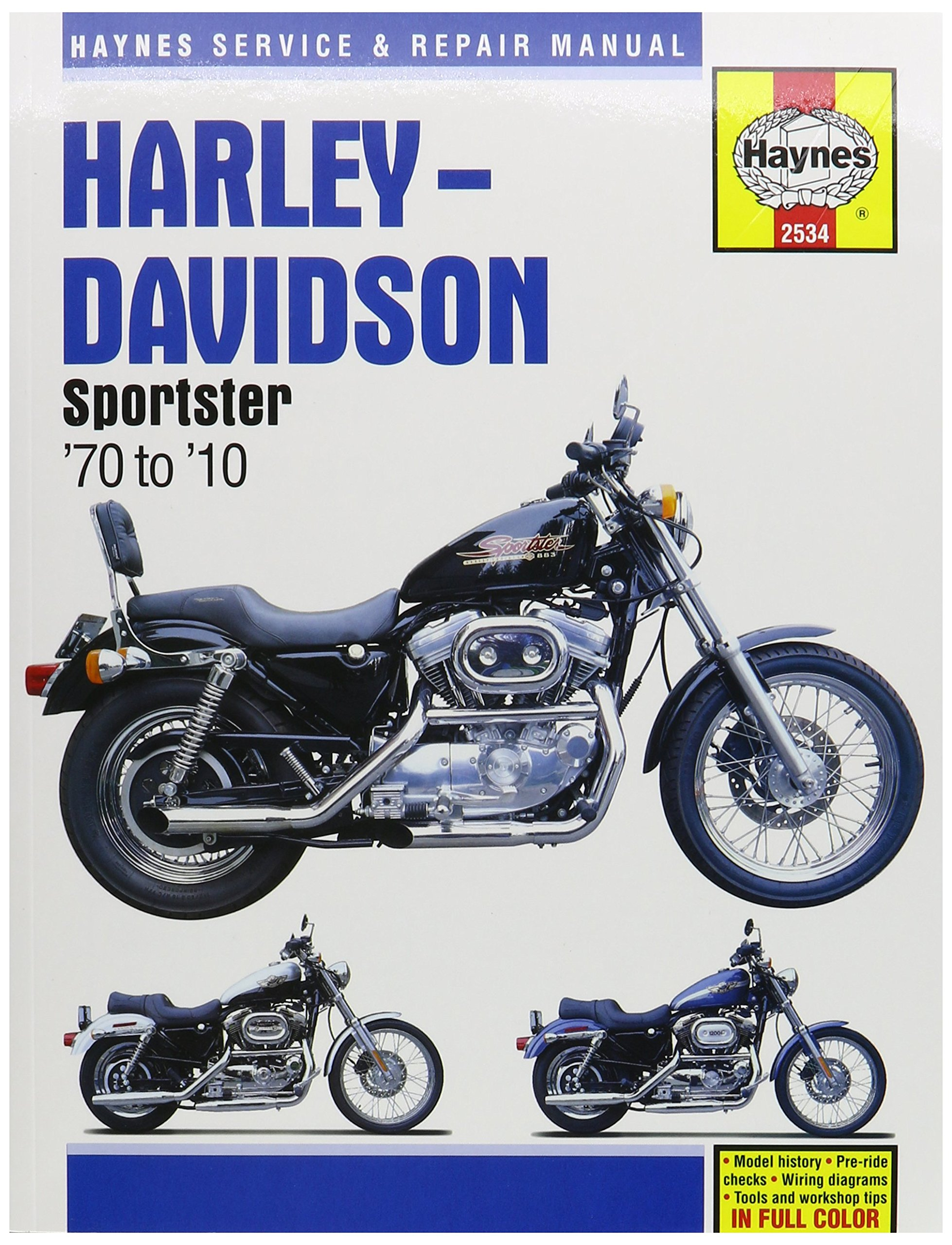 Cheap Harley 1200 Find Deals On Line At Alibabacom 2012 Road Glide Wiring Diagram Get Quotations 1970 2013 Davidson Sportster Xl 883 Haynes Manual 2534