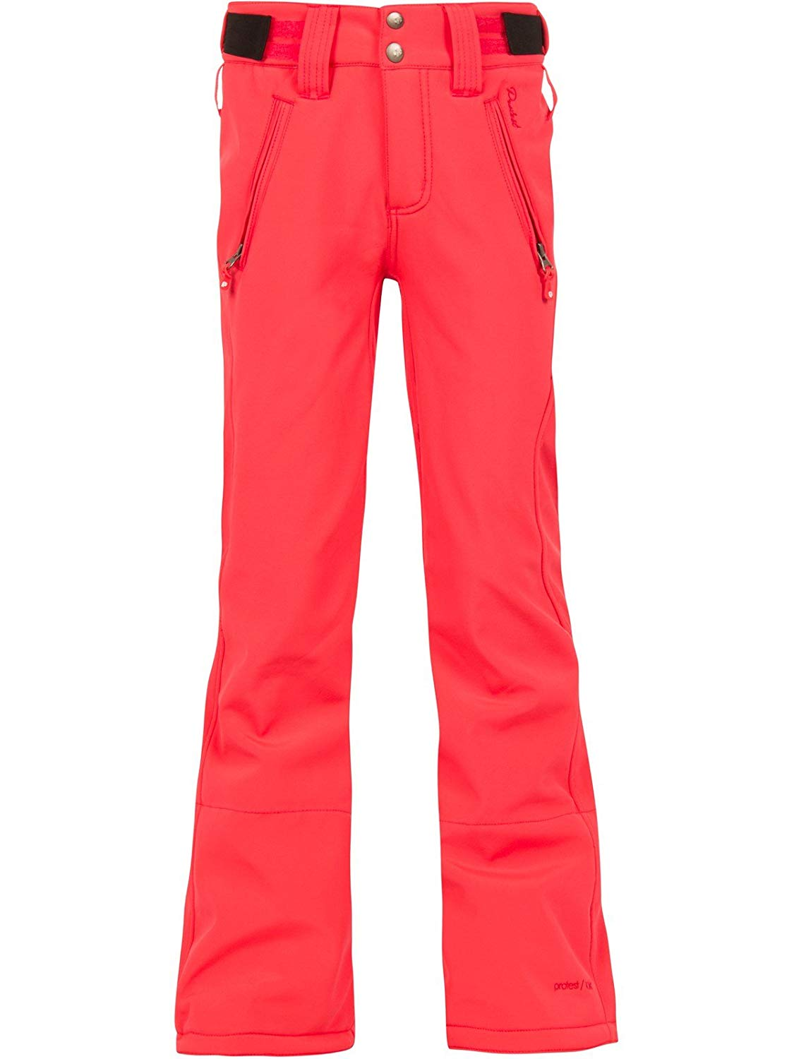 a1b427d5126 Get Quotations · Protest Pink Cerise Lole Softshell Girls Snowboarding Pants