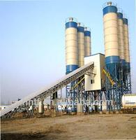 HZS120 ready mix concrete mixing plant price - Annual discount