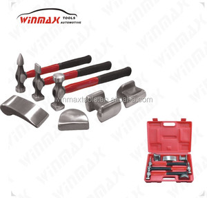 WINMAX Moulding Repair Hammer Autobody & Fender Repair Kit WT04753