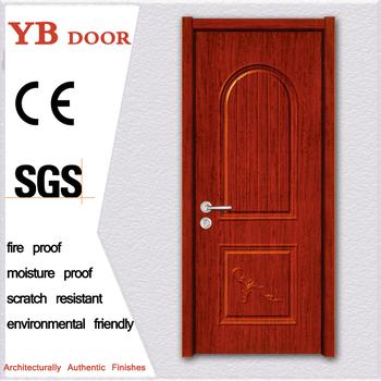 online shopping Walnut standard size fiber door panel bathroom hospital door