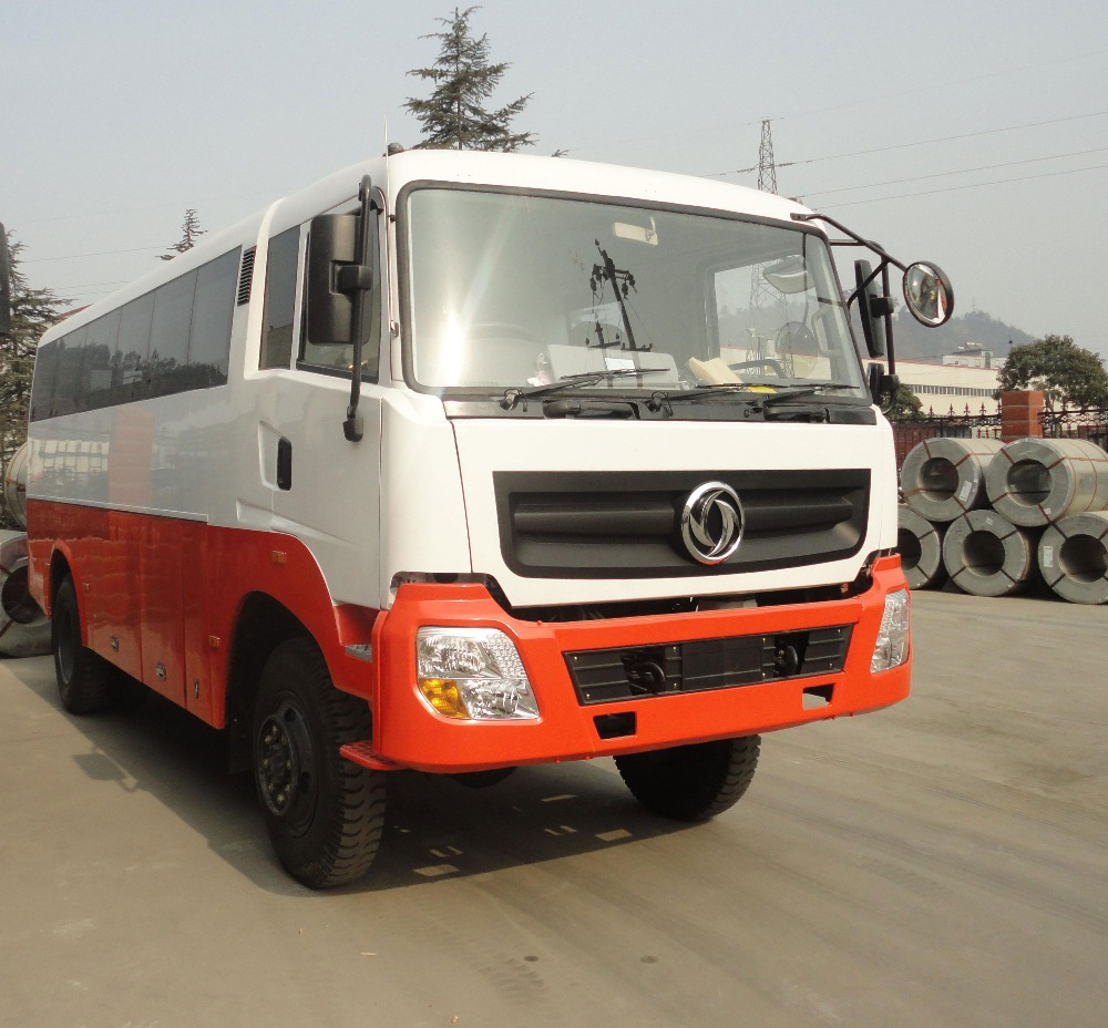 Chinesse Bus: Chinese Bus Sale /china Brand New Buses /dong Feng 4x4 Bus