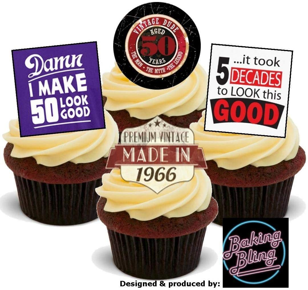 Cheap 50th Cake Toppers, find 50th Cake Toppers deals on line at ...