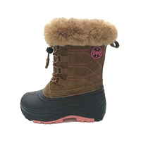 Cheap Winter Waterproof Winter Girl Snow Shoes Bean Duck Boots