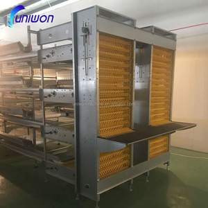 Uniwon layers production machine chicken cage
