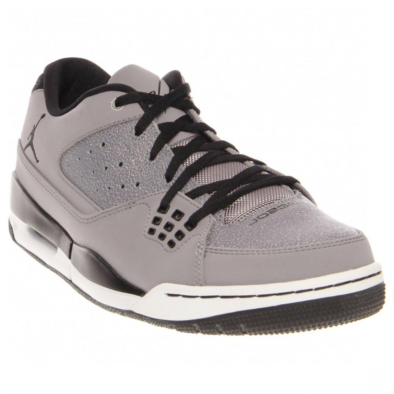 Nike Jordan SC-1 LOW Men Shoes Cement Grey/White/Black 599929-003 (SIZE: 9.5)
