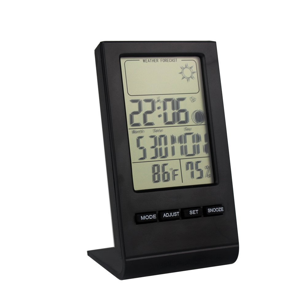 Promotional room thermometers digital Indoor hygrometer