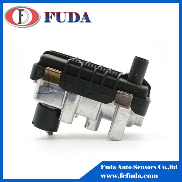 Vice-moteur Hella Turbo-Pression Régulateur MERCEDES 6nw008412 HELLA 712120