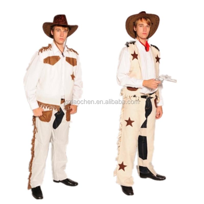 fd49d8ca8f38a Carnaval del partido del traje vaquero ideas sexy hombres de traje vaquero  para adultos