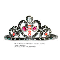 2017 New design crowns and tiaras for party With Long-term Service