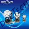 doctech301 cf8 cf8m stainless steel thread y strainer with Plug