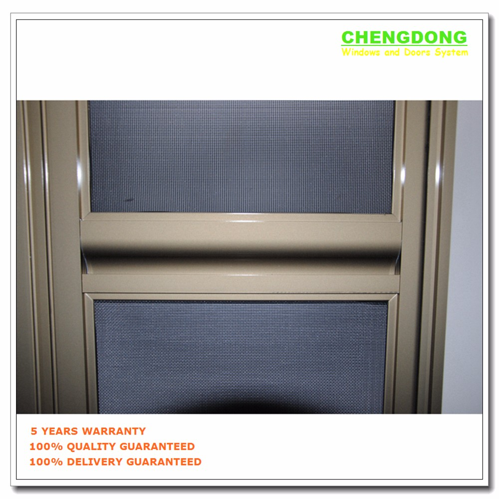 Strong Aluminium Wooden Mosquito Net Door Design Buy Wooden