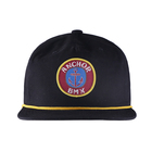 Top Sale Wholesale Free Black 100% Cotton Single Snap Embroidery Custom 5 Panel Snapback Hats