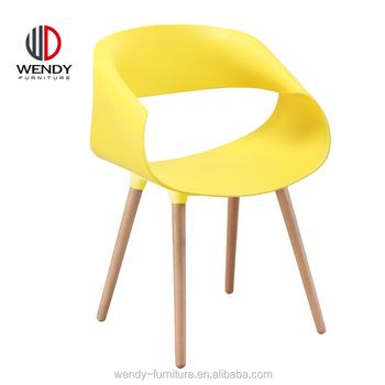 poland wholesale cheap living room plastic arm chair with wood legs  sc 1 st  Alibaba & Poland Wholesale Cheap Living Room Plastic Arm Chair With Wood Legs ...