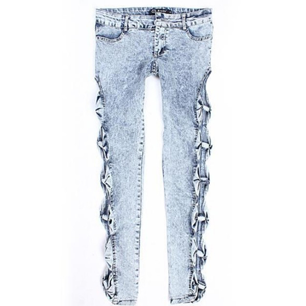 online kaufen gro handel damen boyfriend jeans aus china. Black Bedroom Furniture Sets. Home Design Ideas