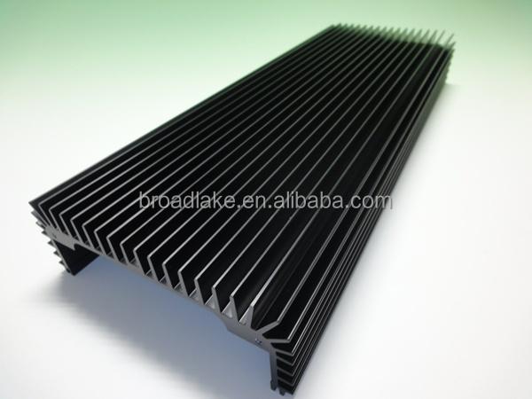 Extruded Aluminum Profiles,Anodizing Aluminium,High Power Heatsink ...