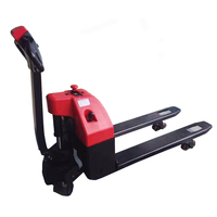 Battery Operated Electric Stepless Hydraulic Fork Pallet Truck Jack/ walkie electric pallet jack