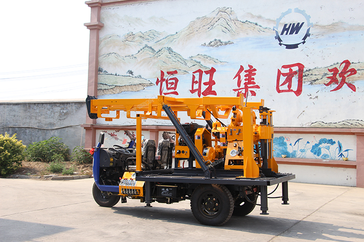 Cheap and Promotion!! Water Well 200M Borehole Drilling Machine