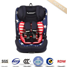 Convenient Simple Strap Safety Baby ISOFIX Car Seat ECER4404