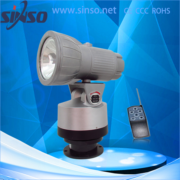 brightness auto rotating hid xenon marine adjustable dock light