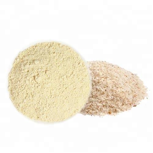 Factory Provides Pure Natural Organic Psyllium Seed Husk Powder