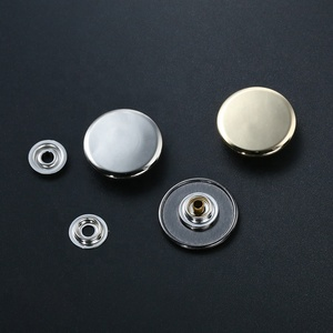 Garment Accessories Custom Press Metal Button Snap Button for Jeans
