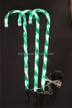 Sets Of 3pcs Candy Cane Path Lightschristmas Lights2014 New
