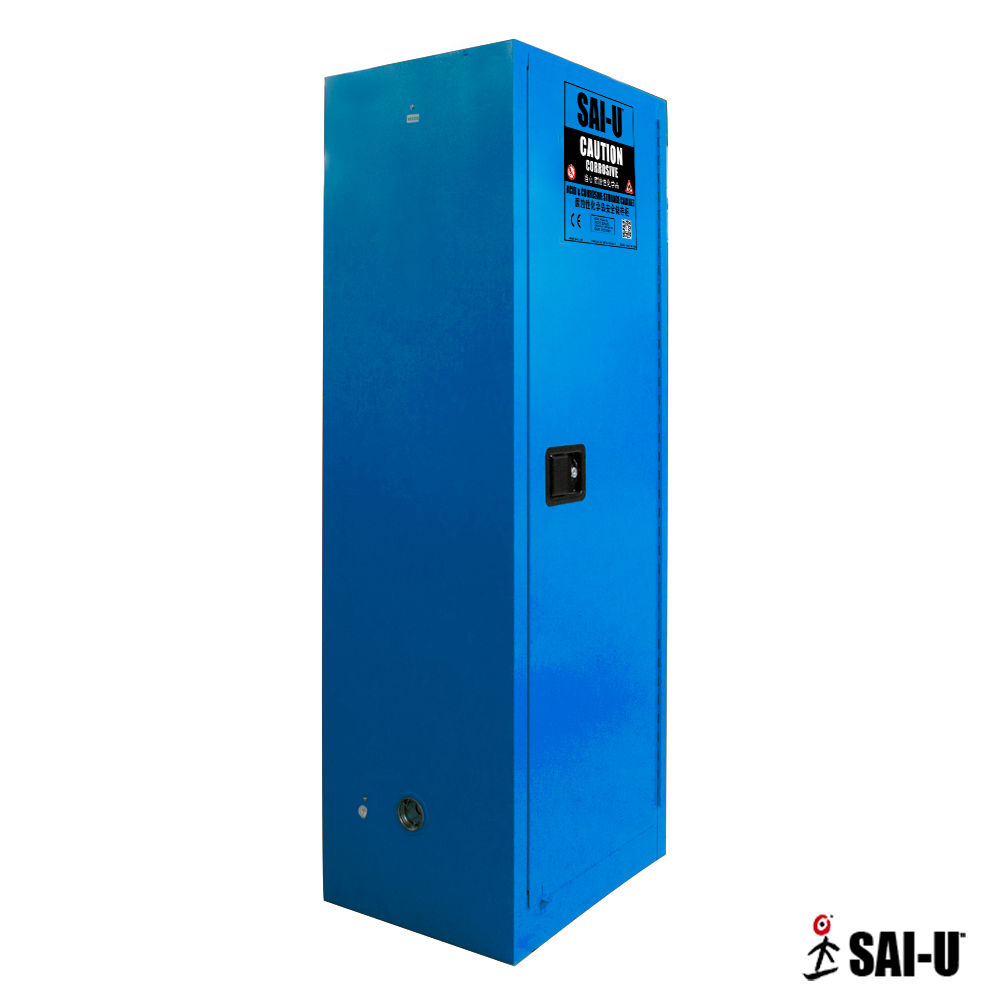 Industrial Chemical Fireproof SAI-U Weak Corrosive Liquid Storage Cabinet